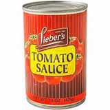 Lieber's Tomato Sauce 425g  Rich in natural vitamins including Vitamin A, K, B1, B3, B5, B6, B7 and Vitamin C.  Also contains Potassium, folate, iron, mangnesium, chromium, choline, zinc and phosphorus.  With its high Vitamin C content, it' has a natural beauty food, promoting healthy skin while manganes and potassium help our body stronger bones and relieve muscle cramps. Vitamin A improves vision and prevents night blindness and macular degeneration.  Prevents Cancer  Regulates Blood Sugar  Promotes Glowing Skin, Stronger Bones and healthy Hair.  Reduces Chronic Pain