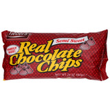 Lieber's Real Semi-Sweet Chocolate Chips, 680g