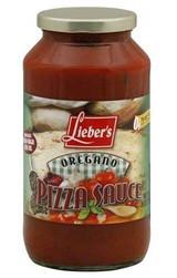 Lieber's Oregano Pizza Sauce, 680g