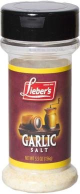 Lieber's Garlic Salt, 156g
