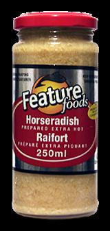 Ex Hot Horseradish 250ml