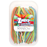 ZWEET RNBW SOUR ROPES 283G