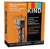 Kind Maple Glaze Pecan + Sea Salt Nut Bar