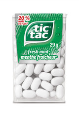 Tic Tac Fresh Mint, 29g