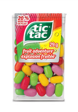 Tic Tac Fruit Adventure, 29g