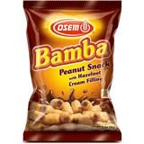 Osem Hazelnut Filled Bamba, 60g