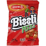 Pizza Flavored Bissli, 70g