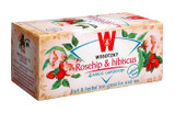 Wissotzky Rosehip Hibiscus Tea 20pk, 60g