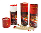EXTRA LONG MATCHES DRUM 40PK