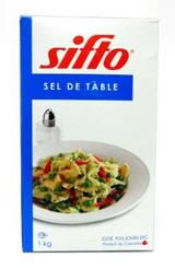 Sifto Table Salt, 1kg