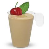 Mini Clear Handle Cup - 12pk