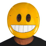 Unisex Adult Cheesy Grin Online Emoticon Mask 1 Size