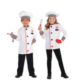 Chef Kids Costume Small (4-6 YRS)