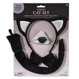 Child Cat Accessory Kit with Sound