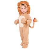 LOVABLE LION COSTUME (available in 2 sizes)