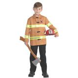 FIREFIGHTER JACKET KID 1 SIZE