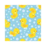 "5'X30"" BABY DUCKS GIFT WRAP 1 CT"