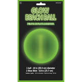 GREEN GLOWING BEACH BALL KIT