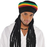 BUFFALO SOLDIER WIG 1 SIZE