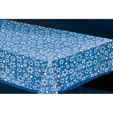 54X108 MAGEN DAVID TABLECLOTH