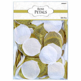 "2"" FABRIC PETALS CONFETTI 300PCS (available in 3 colors)"
