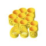 SMILEY FACE SPRINGS 12PK