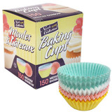 Baking Cups - Medium Rainbow 150 Ct.