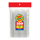 Portion Cup Lid - 1.5 oz. - Clear 200 Count