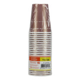 Beaded Rose Gold 9 oz. Cup - 24 count