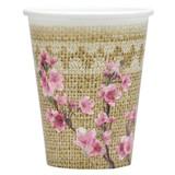 Burlap Blossom - 9 oz. Cup - 24 count