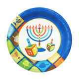 "7"" Illumination Paper Plates 36 Count"