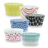 "Elements - 2"" Baking Cups - 6 Colors - 50 Count"