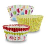 """Elements - 2"""" Baking Cups - 3 Assorted Prints - 75 Count"""