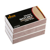 Kitchen Matches (240 Count x 3 Packs)