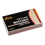 Extra Long Matches, 45 Count
