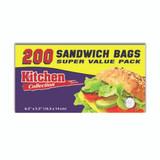 Sandwich Bag (200 Count)
