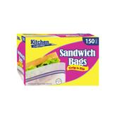 Grip & Zip Sandwich (150 Count)