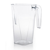 Clear 80oz Square Pitcher (1 Count)