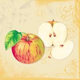 Apple Blossom Napkins 13'' x 13'' - 20pk