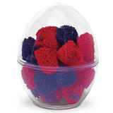 Mini Egg Container with Lid- 10pk