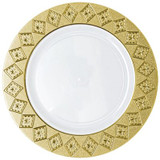 """Imperial Plates 10.25"""" - 10pk (available in 2 colors)"""
