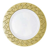 """Imperial Plates 9"""" - 10pk (available in 2 colors)"""