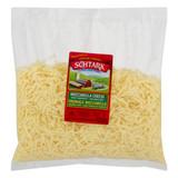 Schtark Shredded Mozzarella Cheese, 2lb