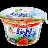 Gevina Light Greek Strawberry Yogurt 5oz