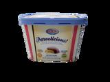 Abe's Parve Neapolitan Ice Cream, 1.65l