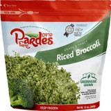 Pardes Riced Broccoli, 340g
