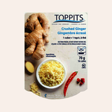 Toppits Crushed Ginger, 70g