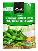 Ushia Organic Soybeans In Pods, 370g