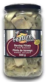 Feature Hering In Wine Sauce, 600g