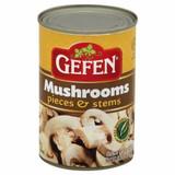 Gefen Mushroom Stems & Pieces